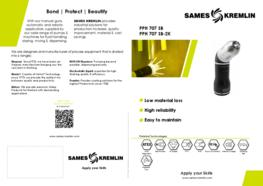 Leaflet PPH 707 SB-SB2K (English version) SAMES KREMLIN